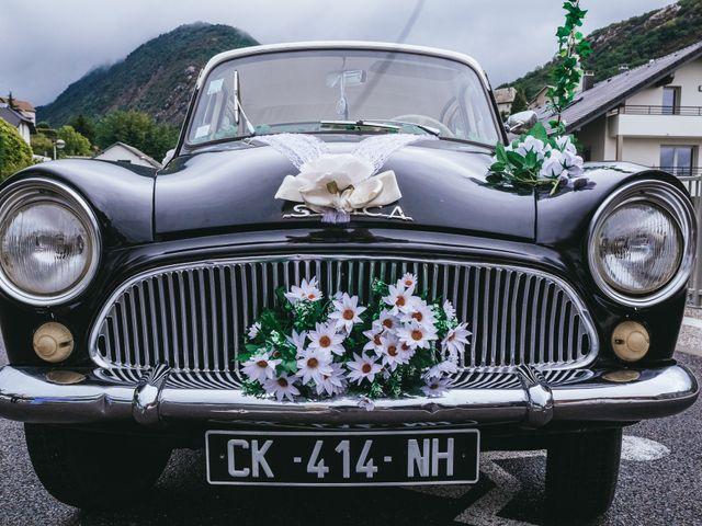 Le mariage de Julien et Priscilla à Saint-Jeoire-Prieuré, Savoie 41