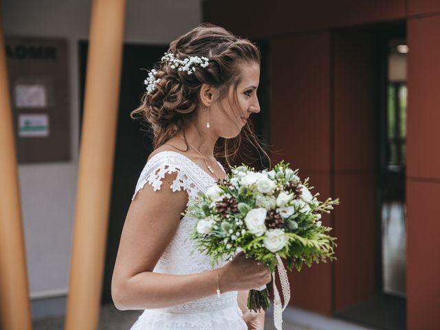 Le mariage de Julien et Priscilla à Saint-Jeoire-Prieuré, Savoie 42