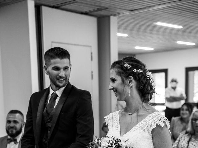 Le mariage de Julien et Priscilla à Saint-Jeoire-Prieuré, Savoie 46