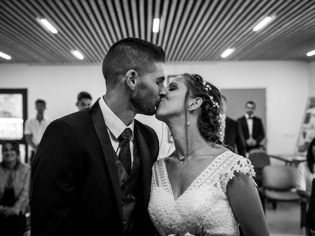 Le mariage de Julien et Priscilla à Saint-Jeoire-Prieuré, Savoie 48