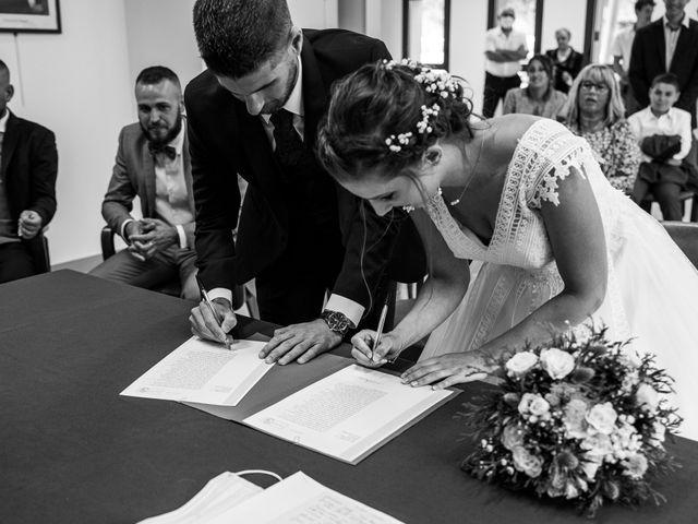 Le mariage de Julien et Priscilla à Saint-Jeoire-Prieuré, Savoie 50
