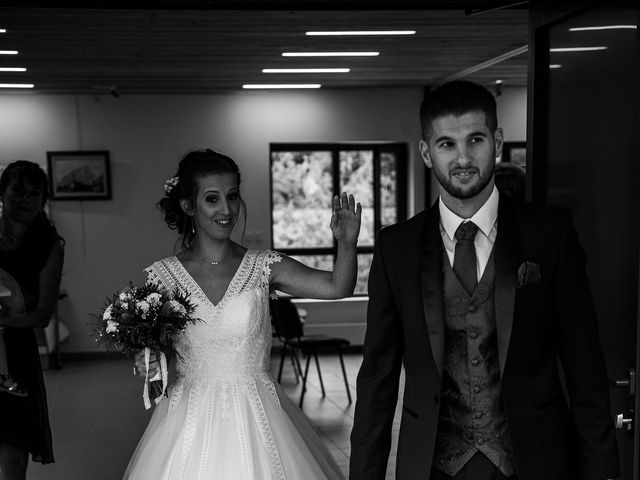 Le mariage de Julien et Priscilla à Saint-Jeoire-Prieuré, Savoie 51