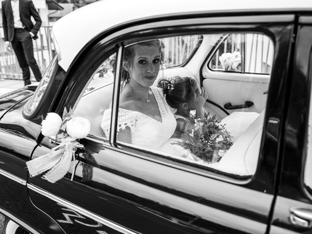 Le mariage de Julien et Priscilla à Saint-Jeoire-Prieuré, Savoie 56