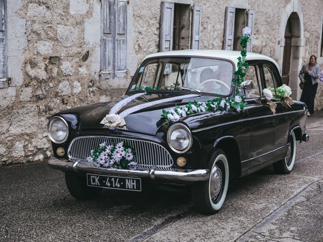 Le mariage de Julien et Priscilla à Saint-Jeoire-Prieuré, Savoie 57