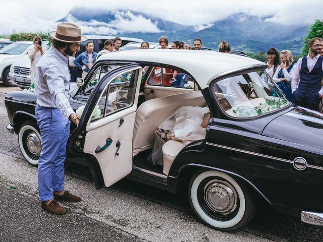 Le mariage de Julien et Priscilla à Saint-Jeoire-Prieuré, Savoie 59