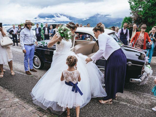 Le mariage de Julien et Priscilla à Saint-Jeoire-Prieuré, Savoie 60