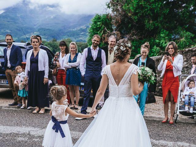 Le mariage de Julien et Priscilla à Saint-Jeoire-Prieuré, Savoie 61
