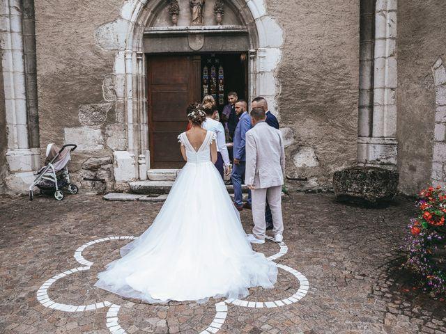 Le mariage de Julien et Priscilla à Saint-Jeoire-Prieuré, Savoie 62
