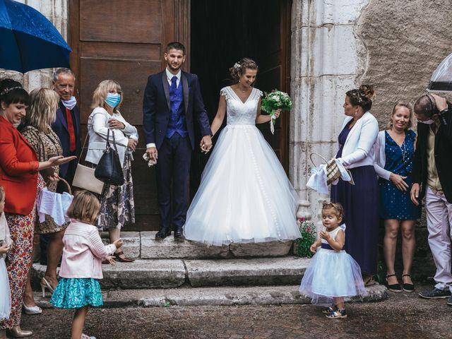 Le mariage de Julien et Priscilla à Saint-Jeoire-Prieuré, Savoie 65