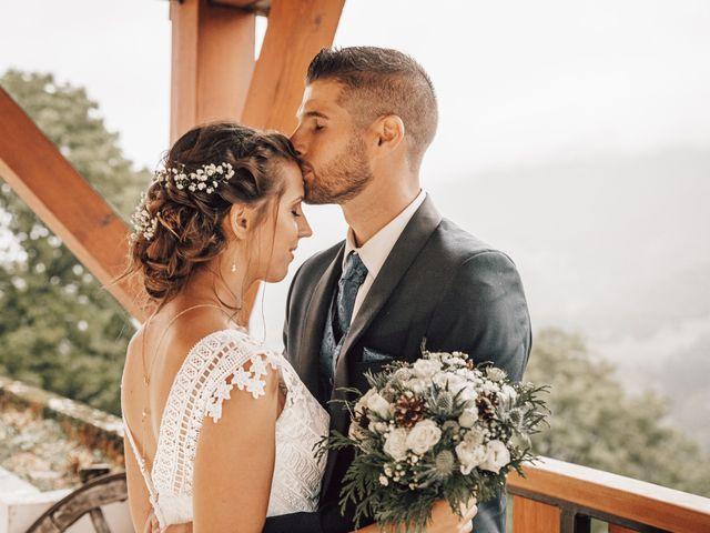 Le mariage de Julien et Priscilla à Saint-Jeoire-Prieuré, Savoie 67