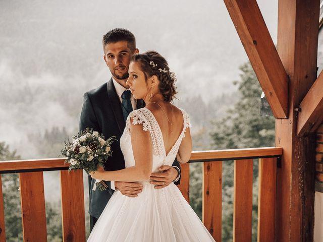 Le mariage de Julien et Priscilla à Saint-Jeoire-Prieuré, Savoie 69