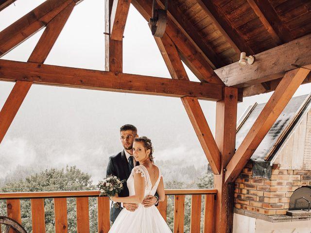 Le mariage de Julien et Priscilla à Saint-Jeoire-Prieuré, Savoie 70