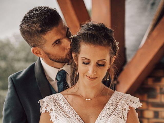 Le mariage de Julien et Priscilla à Saint-Jeoire-Prieuré, Savoie 72