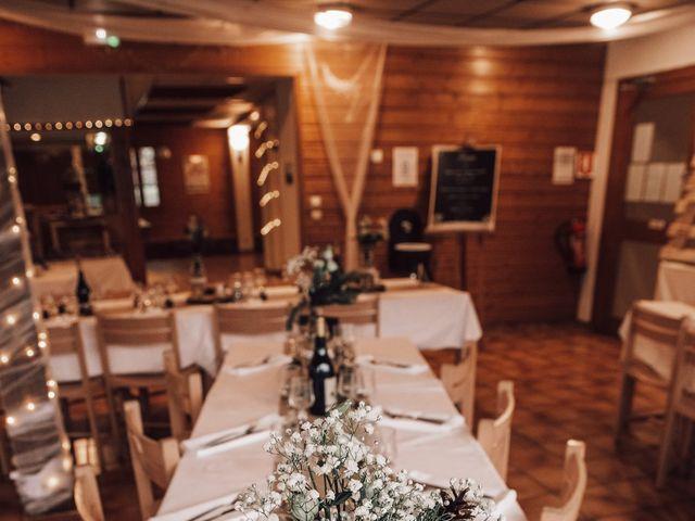 Le mariage de Julien et Priscilla à Saint-Jeoire-Prieuré, Savoie 77