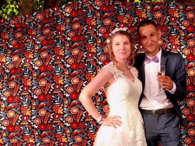 Le mariage de David et Mirabelle à Saint-Léonard-de-Noblat, Haute-Vienne 5