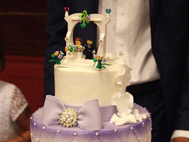Le mariage de David et Mirabelle à Saint-Léonard-de-Noblat, Haute-Vienne 7