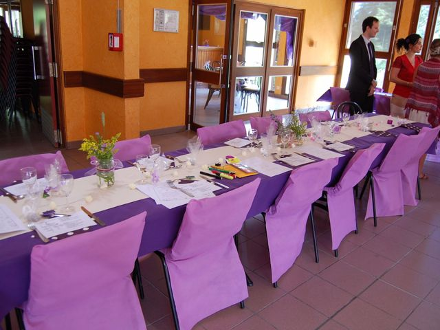Le mariage de David et Mirabelle à Saint-Léonard-de-Noblat, Haute-Vienne 19