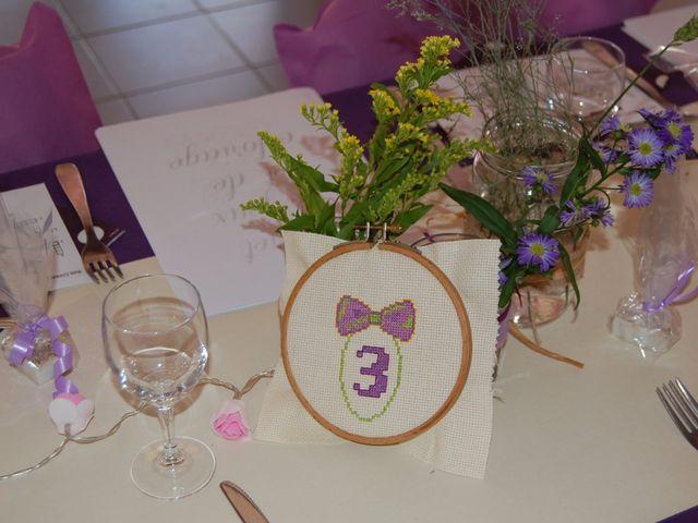 Le mariage de David et Mirabelle à Saint-Léonard-de-Noblat, Haute-Vienne 21
