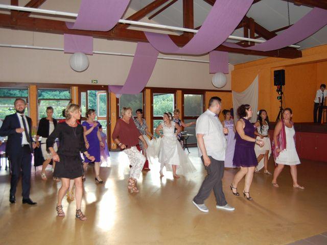Le mariage de David et Mirabelle à Saint-Léonard-de-Noblat, Haute-Vienne 23