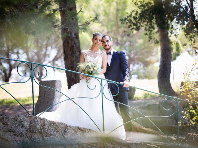 Le mariage de Johan et Maëva à Béziers, Hérault 14