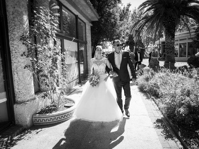 Le mariage de Johan et Maëva à Béziers, Hérault 23