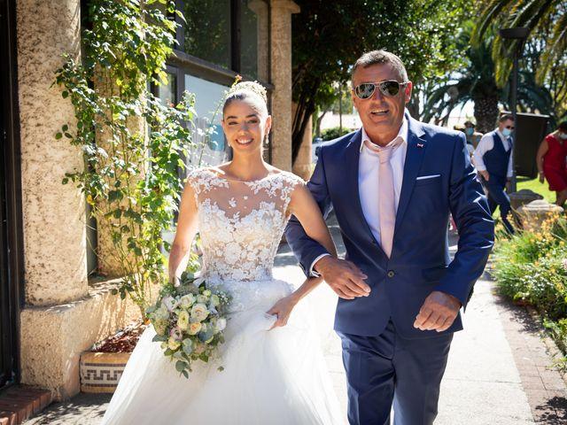 Le mariage de Johan et Maëva à Béziers, Hérault 24