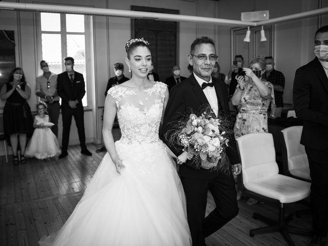 Le mariage de Johan et Maëva à Béziers, Hérault 27