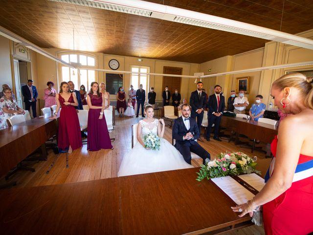 Le mariage de Johan et Maëva à Béziers, Hérault 29