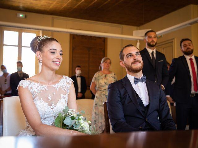Le mariage de Johan et Maëva à Béziers, Hérault 31