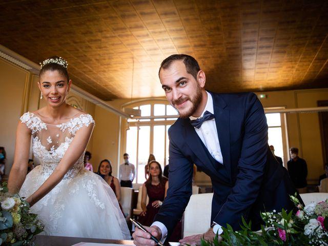 Le mariage de Johan et Maëva à Béziers, Hérault 32