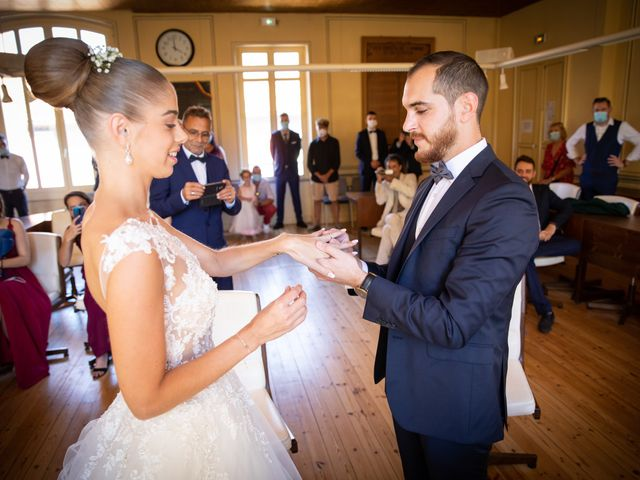 Le mariage de Johan et Maëva à Béziers, Hérault 34