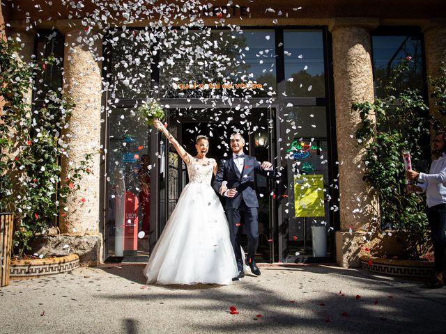 Le mariage de Johan et Maëva à Béziers, Hérault 38