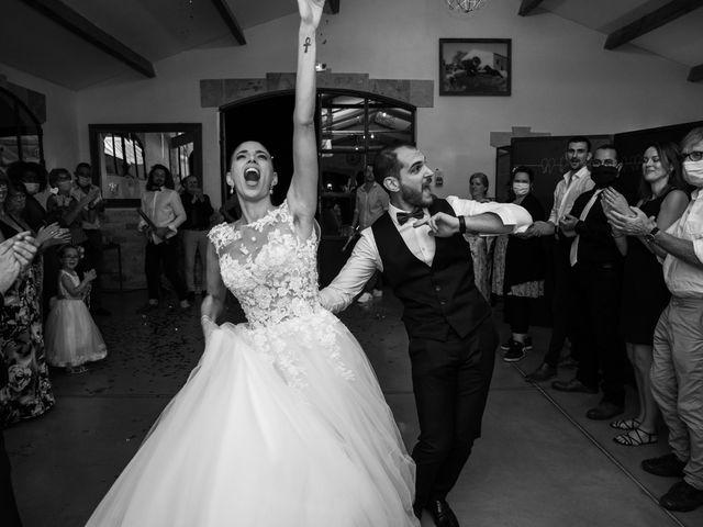 Le mariage de Johan et Maëva à Béziers, Hérault 50