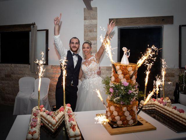 Le mariage de Johan et Maëva à Béziers, Hérault 57