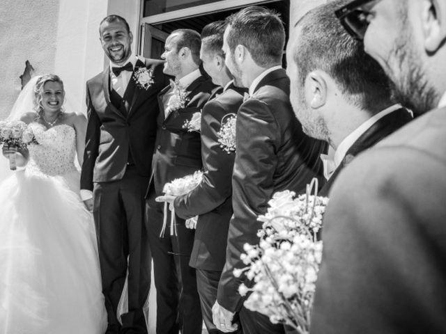 Le mariage de Matthieu et Charlène à Oissel, Seine-Maritime 13