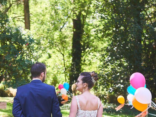 Le mariage de Sylvain et Emilie à Dénat, Tarn 10