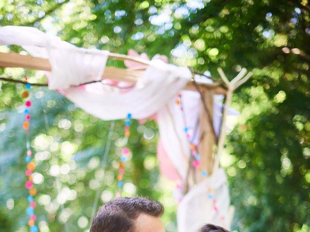 Le mariage de Sylvain et Emilie à Dénat, Tarn 1