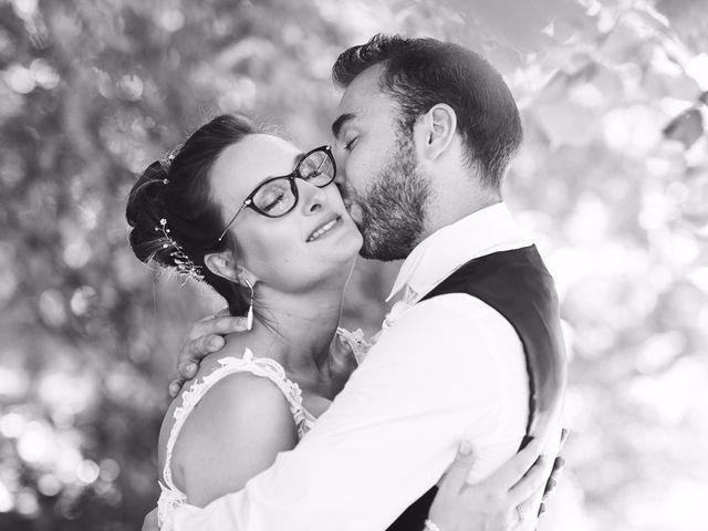 Le mariage de Sylvain et Emilie à Dénat, Tarn 11
