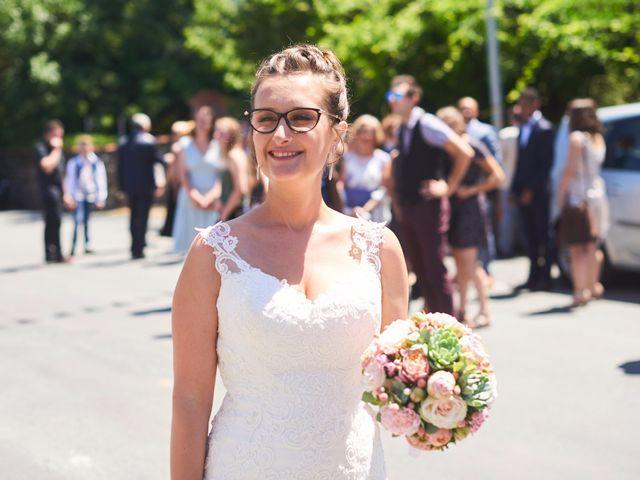 Le mariage de Sylvain et Emilie à Dénat, Tarn 12