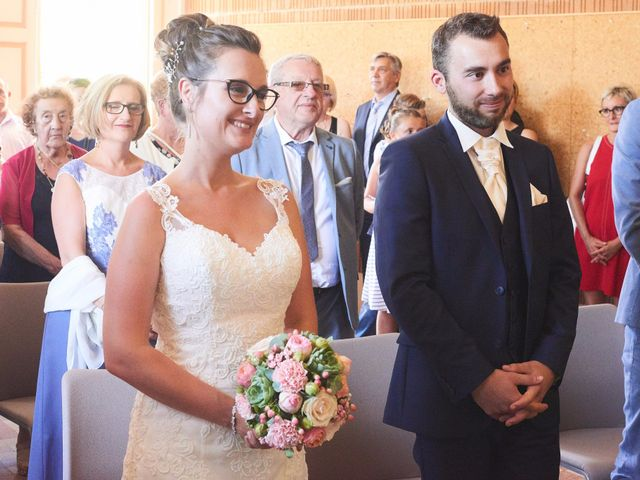 Le mariage de Sylvain et Emilie à Dénat, Tarn 13