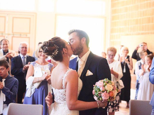 Le mariage de Sylvain et Emilie à Dénat, Tarn 14