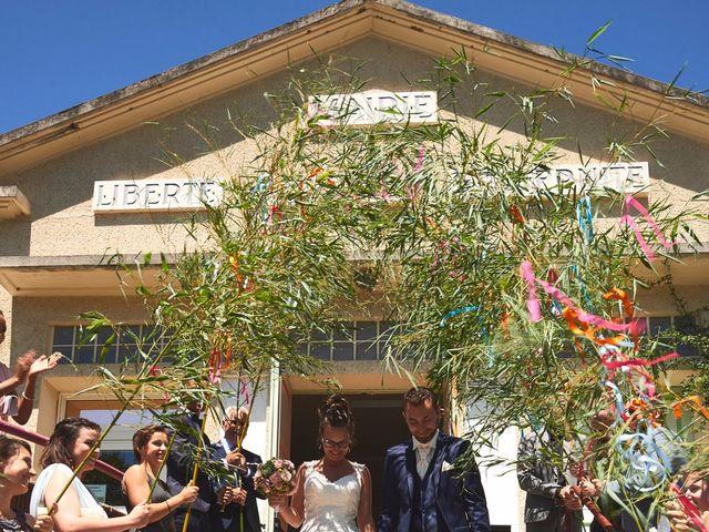 Le mariage de Sylvain et Emilie à Dénat, Tarn 15