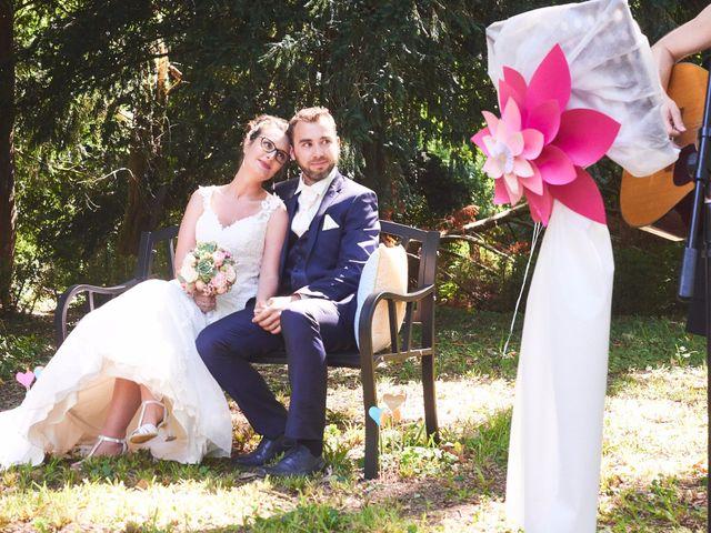 Le mariage de Sylvain et Emilie à Dénat, Tarn 19