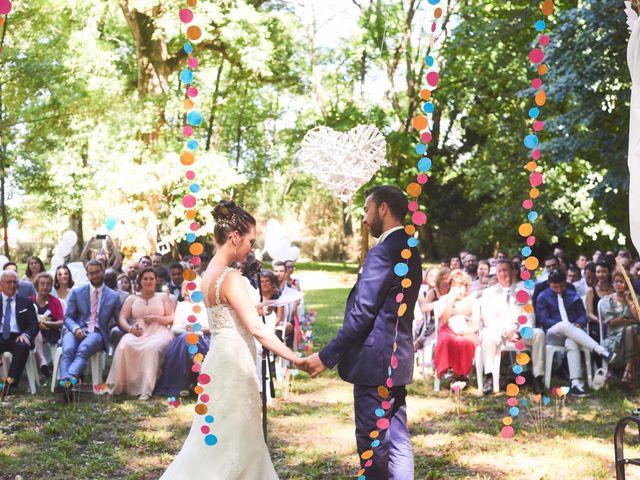 Le mariage de Sylvain et Emilie à Dénat, Tarn 20