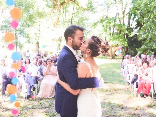 Le mariage de Sylvain et Emilie à Dénat, Tarn 21