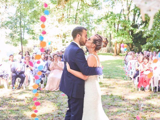 Le mariage de Sylvain et Emilie à Dénat, Tarn 22