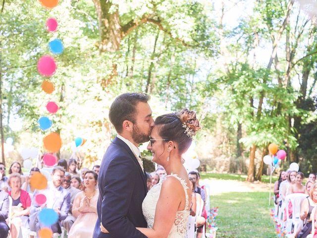 Le mariage de Sylvain et Emilie à Dénat, Tarn 23