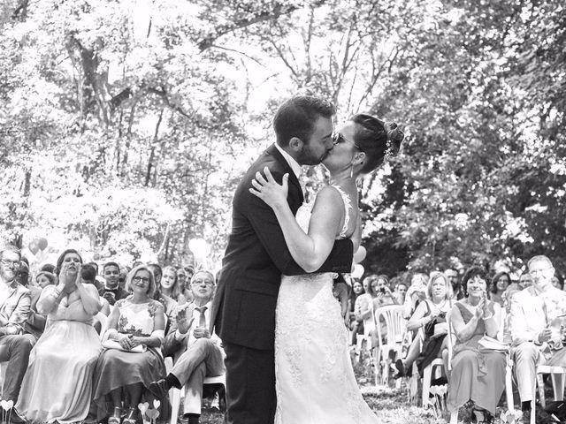 Le mariage de Sylvain et Emilie à Dénat, Tarn 24