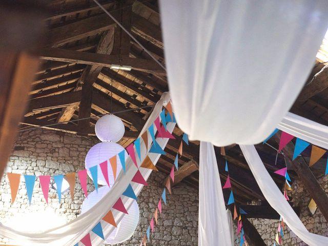 Le mariage de Sylvain et Emilie à Dénat, Tarn 28
