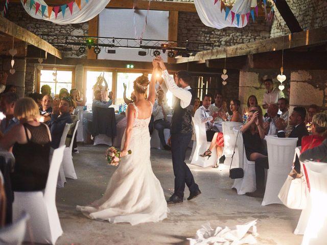Le mariage de Sylvain et Emilie à Dénat, Tarn 36